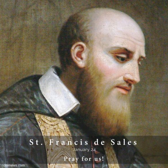 St Francis de Sales-1
