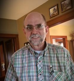 Book editor George Foster