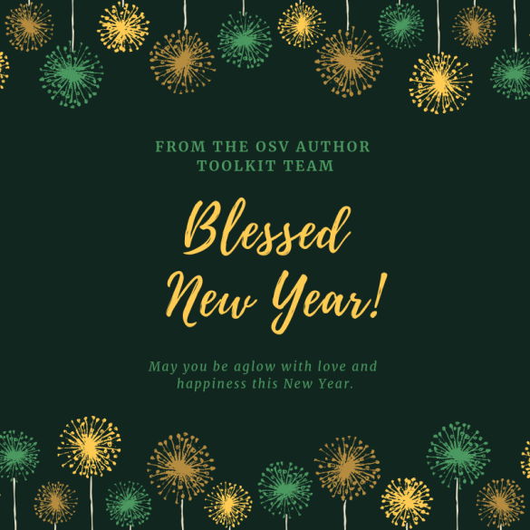 blessed new year!